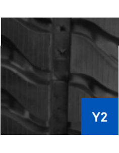 Gąsienica 300 X 81 X 55 Y2 J SF (36, 25) CAMSO SD TRACK (Construction Track) (15.1261.5446)
