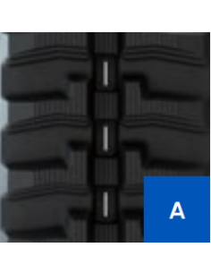 Gąsienica 230 X 39 X 72 A A P (22, 18) CAMSO SD TRACK (Construction Track) (16.127.286)