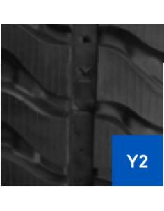 Gąsienica 300 X 77 X 55 Y2 J SF (36, 25) CAMSO SD TRACK (Construction Track) (15.1274.5485)