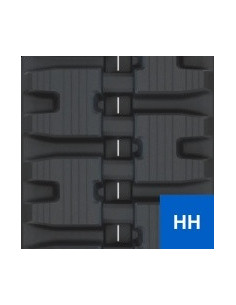 Gąsienca 320 X 46 X 86 HH J W (34, 30) CAMSO HXD TRACK (Construction Track) (16.2933.8915)