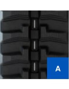 Gąsienica 130 X 29 X 72 A A R (Brokk) (18, 15) CAMSO SD TRACK (Construction Track) (16.1645.6625)