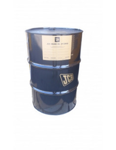 Olej silnikowy JCB EP 15W40 - 200 l (4001/1803E)