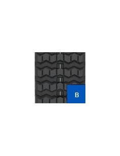 Gąsienica 250 X 57 X 72 B A P (25, 18) CAMSO SD TRACK GREY NM (szara) (Construction Track) (16.1664.6671)