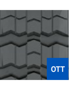 Gąsienica 10 x 25 x 16.5 CAMSO Lifemaster(OTT Track) (58.242.366)