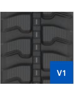 Gąsienica 400 X 74 X 72.5 V1 I EA (WIDE) (40, 25) CAMSO SD TRACK (Construction Track) (15.1775.6922)