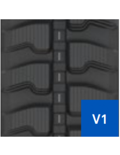 Gąsienica 300 X 78 X 52.5 V1 I WA (WIDE) (31, 23) CAMSO SD TRACK (Construction Track) (15.2613.8355)