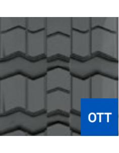 Gąsienica 12 x 30 x 16.5 CAMSO Lifemaster(OTT Track) (58.271.406)