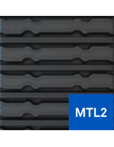 Gąsienica 457 X 51 X 100 (200) MTL2 (0.84, 0.8) CAMSO MTL (Construction Track) (105.2715.8689)