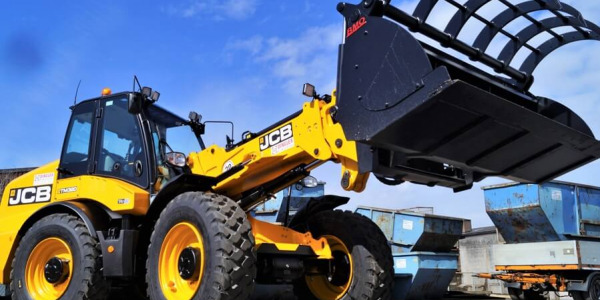 Budowa i przeznaczenie chwytaków koparkowych JCB