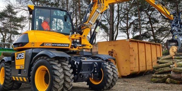 Opony Michelin - przegląd najlepszych modeli dla maszyn budowlanych